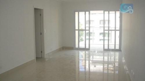 Imagem 1 de 11 de Apartamento À Venda, Praia Da Enseada - Região Da Brunella, Guarujá. - Ap4184