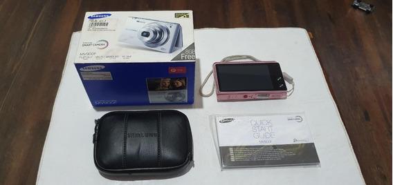 Camara Digital Samsung Mv900f Excelente Estado!!!
