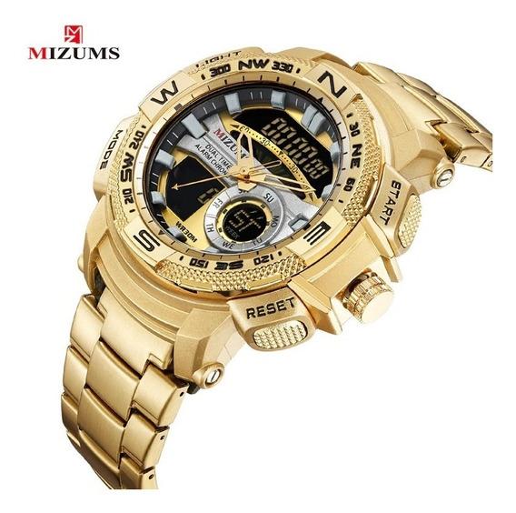 Promoção Relógio Mizums Original Funcional Barato