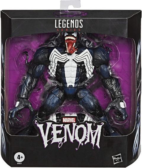 Figura Marvel Legends Venom - E9657 - Hasbro