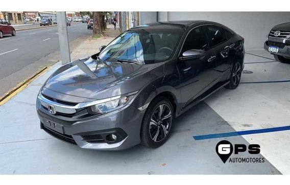 Honda Civic 2.0 El 2017 Automotores Gps