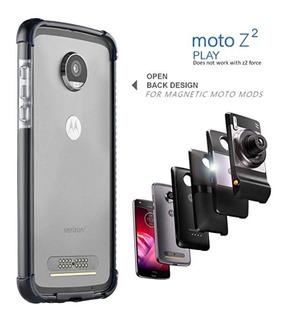 Funda Moto Z2 Play Bumper Compatible Con Moto Mods