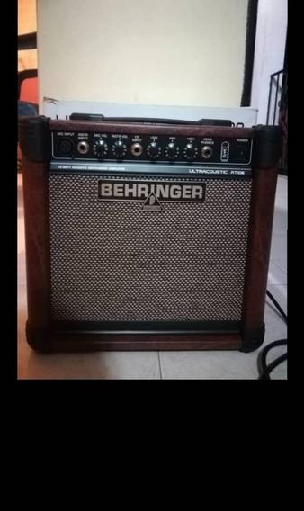 Amplificador Guitarra Behringer Gtx60 Efectos/pedal