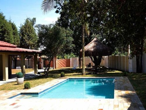 Chácara Com 4 Dormitórios À Venda, 1650 M² Por R$ 649.000 - Chácara Viracopos - Indaiatuba/sp. - Ch00007 - 67640652