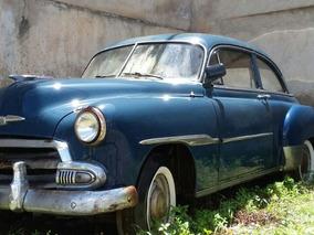 Chevrolet 1951 Para Restaurar Original