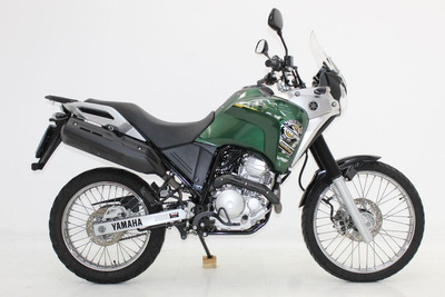 Yamaha Xtz 250 Ténéré Blueflex 2018 Verde
