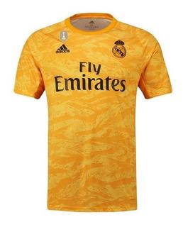 Real Madrid Gk Goleiro 2020 - Courtois, Areola