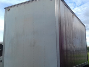 Truckvan Baú De Aluminio 4,50mts