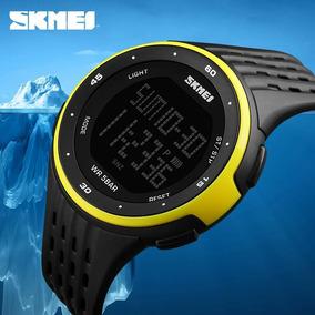 Relógio Masculino Skmei 1219 Digital Esportivo. Prova ´água