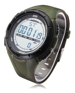 Reloj De Pulsera Skmei 1025 Digital Resistente Al Agua 50m