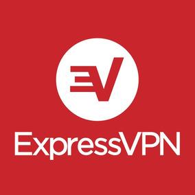 Expressvpn Express Vpn / 1 Ano / 3 Dispositivos