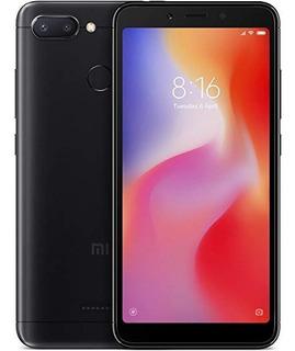Xiaomi Redmi 6 64 Gb 4 De Ram Dourado E Preto Dual Global
