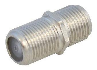 Cople Tipo Barril Para Cable Coaxial Rg6 153205 Surtek