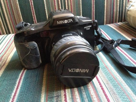 Camara Minolta Af Zoom 65 Bsf 400 00 - Cámaras y Accesorios