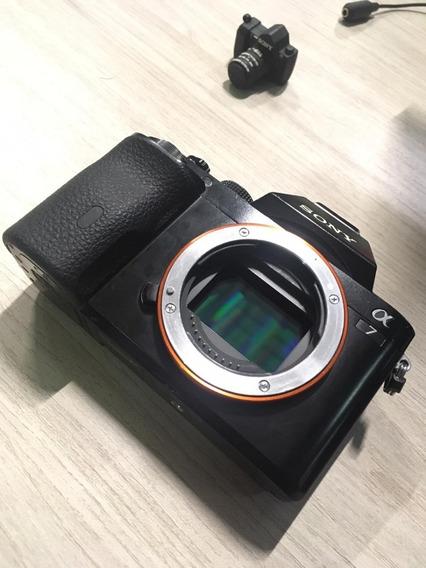 Sony A7 Mk1 - Ótimo Estado