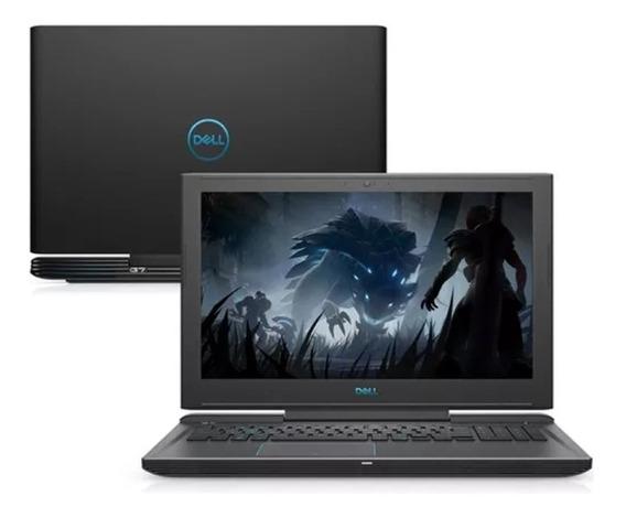 Notebook Gamer Dell G7 I7 16gb 1tb+256 Ssd Gtx 1060 4 Anos G