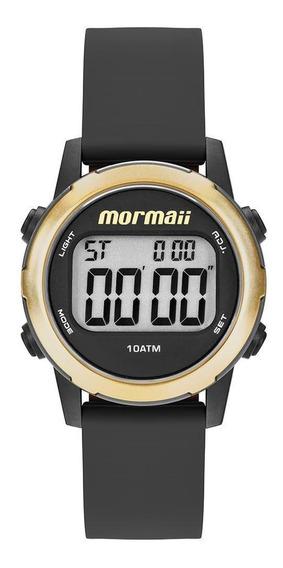 Relógio Feminino Mormaii Maui Dourado - Original