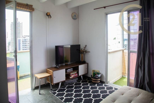 Cobertura Com 2 Dormitórios À Venda, 76 M² Por R$ 900.000,00 - Pinheiros - São Paulo/sp - Co0799