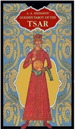 Tarot Golden Of The Tsar ( Libro + Cartas )
