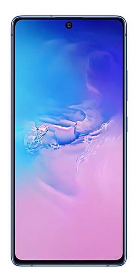 Samsung Galaxy S10 Lite Dual SIM 128 GB Azul-prisma 8 GB RAM