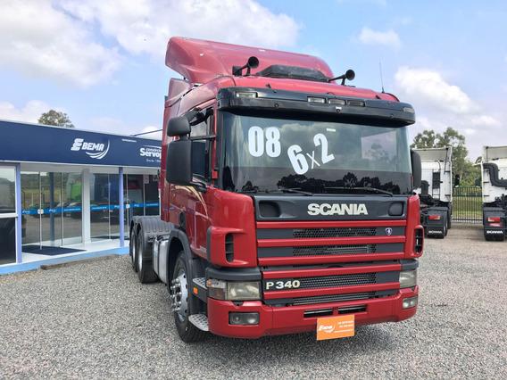 Scania P 340 A 6x2 2008