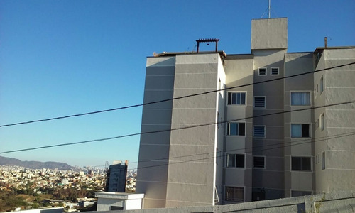 Apartamento Com 2 Quartos Para Comprar No Ouro Preto Em Belo Horizonte/mg - And1670