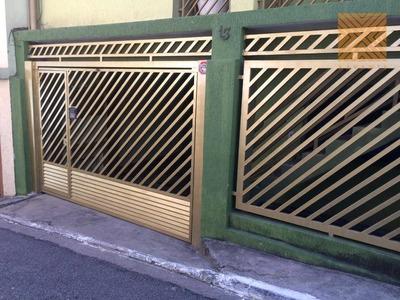 Casa Residencial Para Locação, Ermelino Matarazzo, São Paulo. - Ca0898