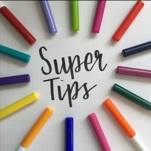 Crayola Supertips 100 Plumones Lavables Originales