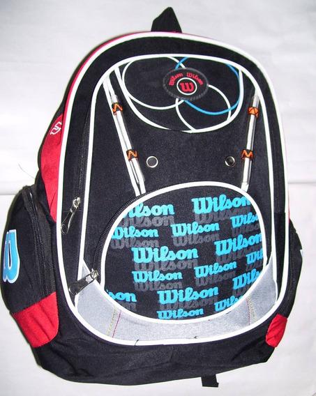 Mochila Espalda Escolar Wilson Urbana