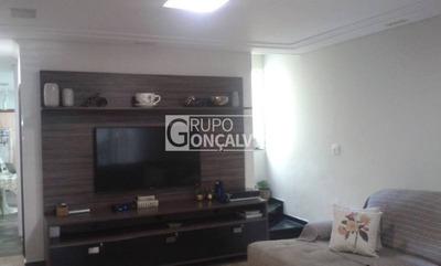 Sobrado Para Venda No Bairro Vila Gomes Cardim, 3 Dorm, 2 Vagas, 149,00 M - 4163