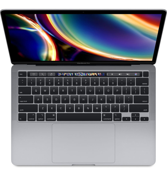 Macbook Pro Touchbar 13 2020 2.3 I7 16gb 512gb Envio Ja