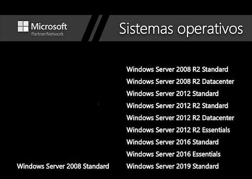 Microsoft Windows Server 2008 2012 2016 2019 Original