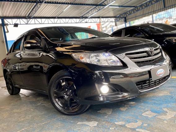 Corolla Xei Aut 2009 R$ 12 Mil De Entrada + 48 X R$ 799