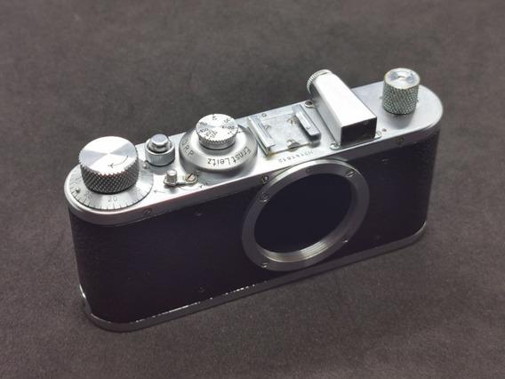Leica Standard 1934 - Raríssima E Em Excelente Estado