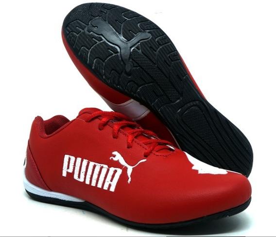 Tenis Masculino Puma Bmw Cat 2 Esportivo Original Promoção