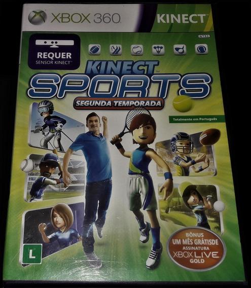 Kinect Sports: Segunda Temporada - X-box 360