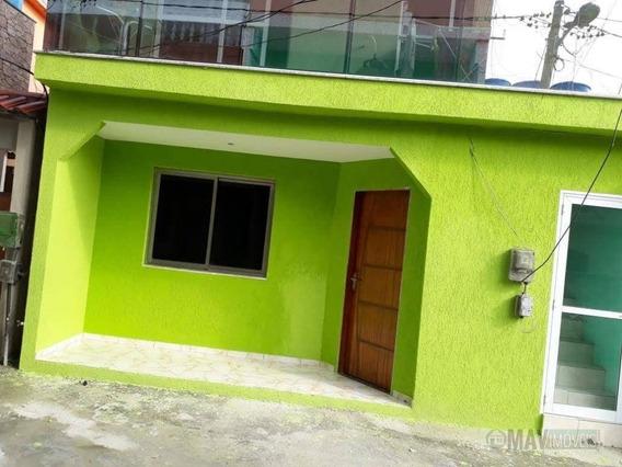 Casa Com 1 Dormitório À Venda Por R$ 95.000,00 - Praça Seca - Rio De Janeiro/rj - Ca0253