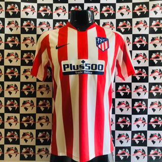 Camisa Nike Atlético De Madrid Versão Torcedor