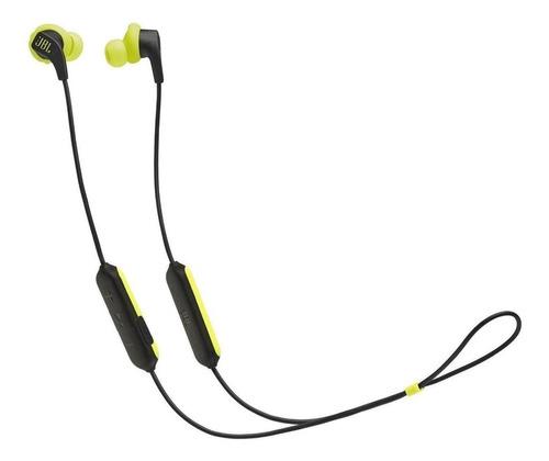 Imagem 1 de 3 de Fone de ouvido in-ear sem fio JBL Endurance Run BT green