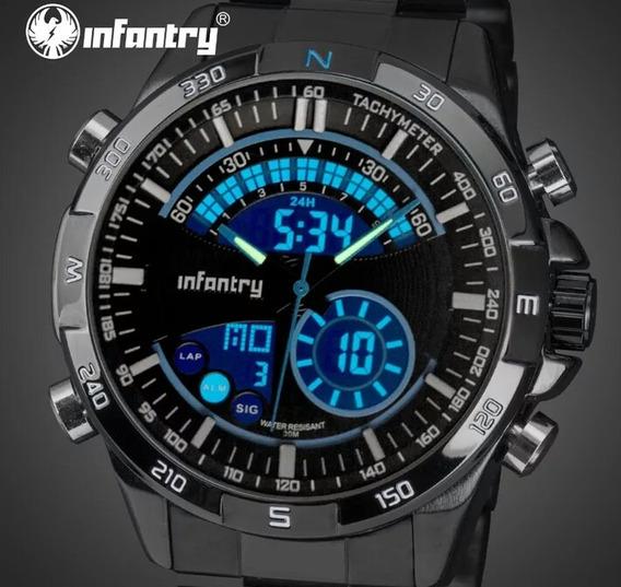 Relógio Infantry Original . ( Promoção ) .
