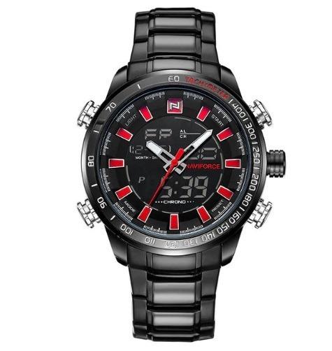 Relógio Masculino Naviforce 9093 - Pronta Entrega - Original
