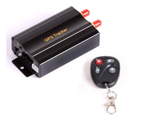 Rastreador Gps Coban Bloqueador Veicular Tk-103b Botão On