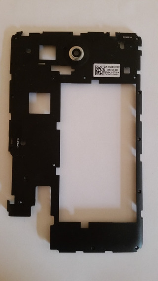 Base Interna Tablet Dell T02d Com Aro Câmera Original
