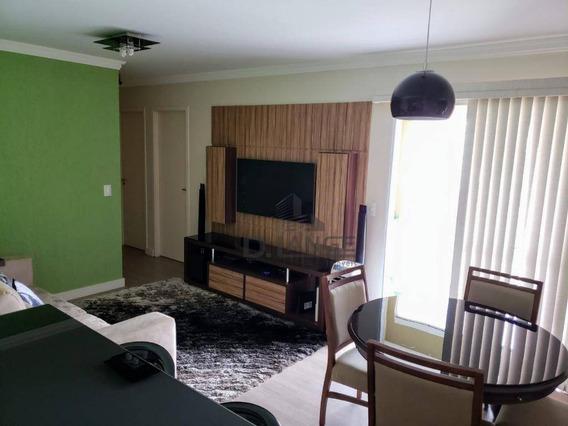 Apartamento Com 3 Dormitórios À Venda, 75 M² Por R$ 460.000 - Parque Prado - Campinas/sp - Ap17703