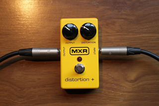 Pedal Mxr Distortion Plus M104 C/ Nota Fiscal