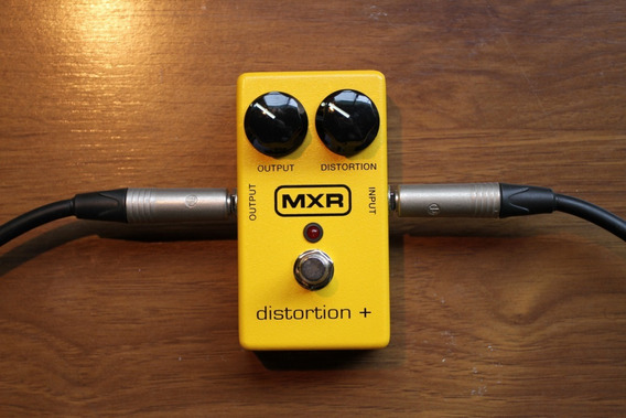 Pedal Mxr Distortion Plus M104 - Nf - Envio Mega Rápido!!!