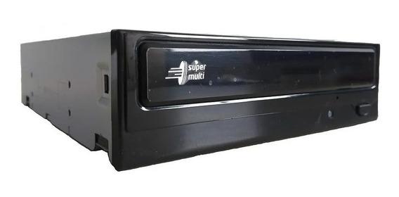 Drive LG Gravador De Cd/dvd E Leitor De Cd/dvd 22x Sata
