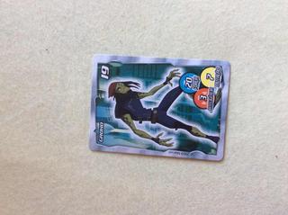 Card Elma Chips Original Wolverine E X-men 2009