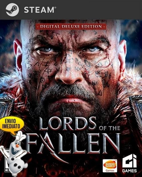 Lords Of The Fallen Deluxe Steam Key Original (ice Games)