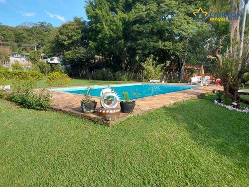 Imagem 1 de 21 de Chácara Com 3 Dormitórios À Venda, 4000 M² Por R$ 650.000,00 - Batatuba - Piracaia/sp - Ch1467